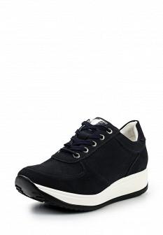 Женские синие кроссовки KEDDO