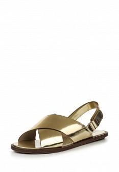 Женские кожаные сандалии KEDDO