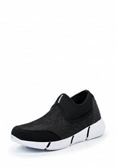 Женские черные кроссовки KEDDO