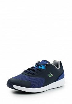 Мужские синие кроссовки Lacoste