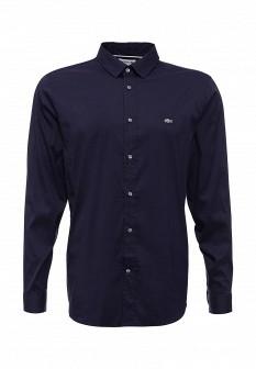 Мужская осенняя рубашка Lacoste