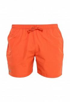 Мужские оранжевые шорты