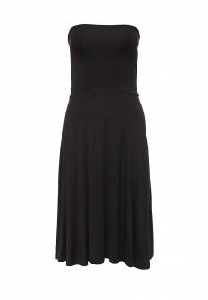 Черная юбка LASCANA