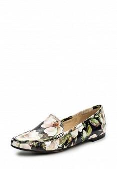 Женские осенние кожаные туфли лоферы