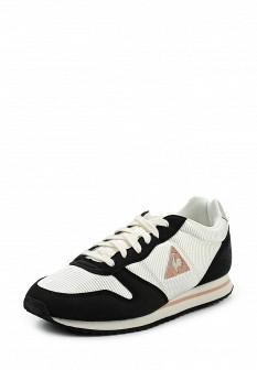 Женские белые черные кроссовки
