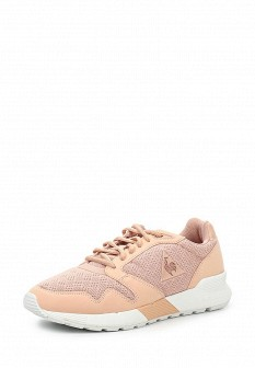 Женские коралловые кроссовки