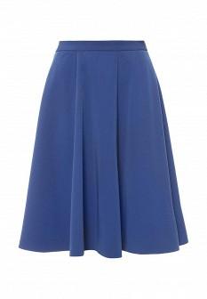 Синяя юбка Levall