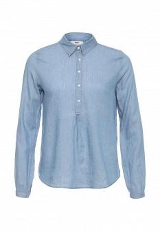 Голубая блузка Levi