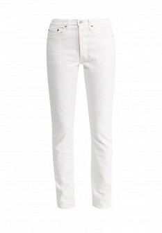 Женские белые джинсы 501 skinny