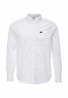 Мужская белая рубашка LEE