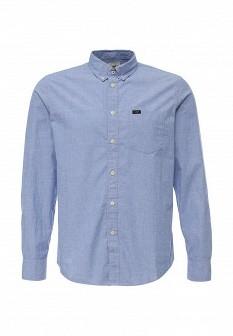 Мужская голубая рубашка LEE