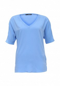 Голубая блузка Liu Jo