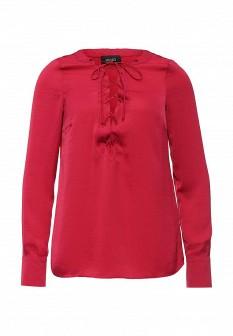 Розовая осенняя блузка Liu Jo