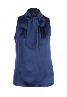 Синяя блузка Love Republic