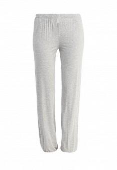 Женские серые осенние брюки Love Republic