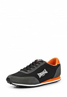 Мужские серые черные кроссовки