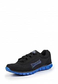 Мужские синие черные осенние кроссовки