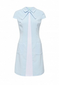Голубое платье LuAnn