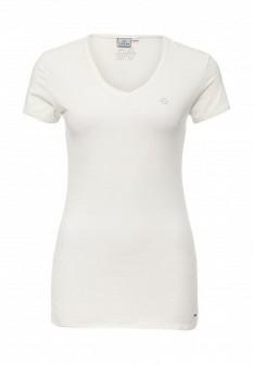 Женская белая футболка Luhta