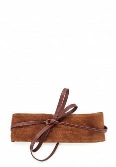 Женский коричневый испанский осенний ремень