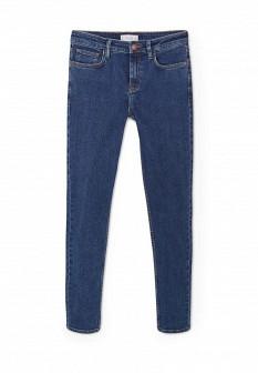 Женские синие джинсы Mango
