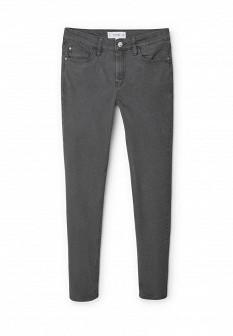 Женские серые джинсы Mango