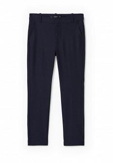 Женские синие брюки Mango