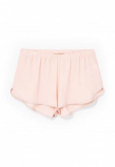 Женские розовые шорты Mango
