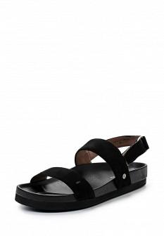 Женские черные сандалии Marc O`Polo