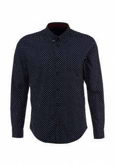 Мужская синяя рубашка MERC