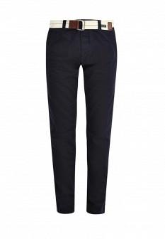 Мужские синие осенние брюки Mezaguz
