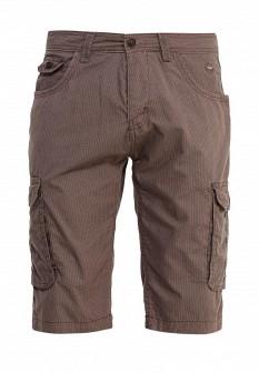 Мужские коричневые осенние шорты