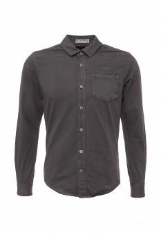 Мужская коричневая рубашка Mezaguz