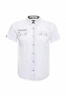 Мужская белая рубашка Mezaguz