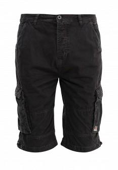 Мужские черные шорты Mezaguz