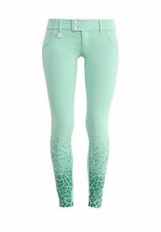 Женские мятные брюки MET