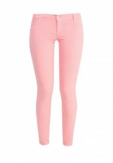 Женские розовые брюки MET