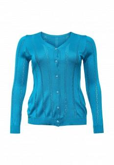 Женский голубой кардиган Milana Style