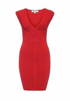 Красное платье Morgan