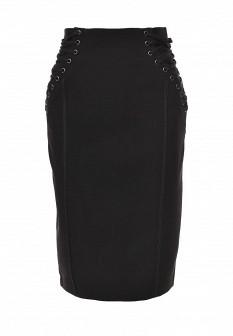 Черная юбка Morgan