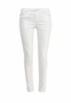 Женские серебряные брюки Morgan