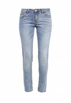 Женские голубые джинсы Morgan