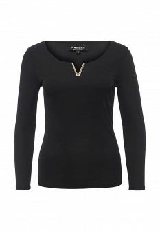 Черная блузка Morgan