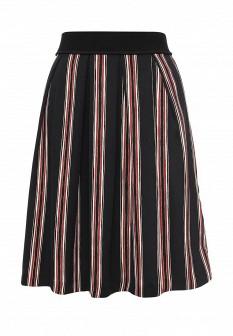 Черная итальянская юбка