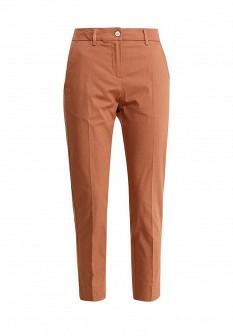 Женские оранжевые брюки Motivi