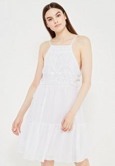 Белое платье Motivi