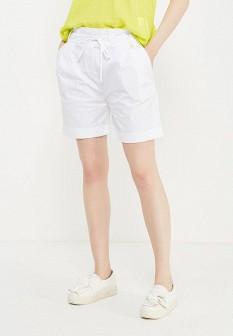 Женские белые итальянские шорты