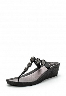 Женские черные сандалии Mon Ami