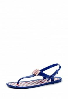 Женские синие сандалии Mon Ami