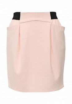 Розовая юбка NAF NAF